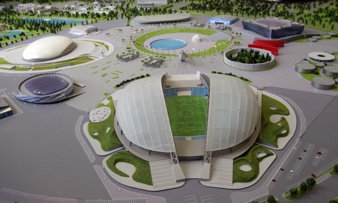 Stadion Sotchi
